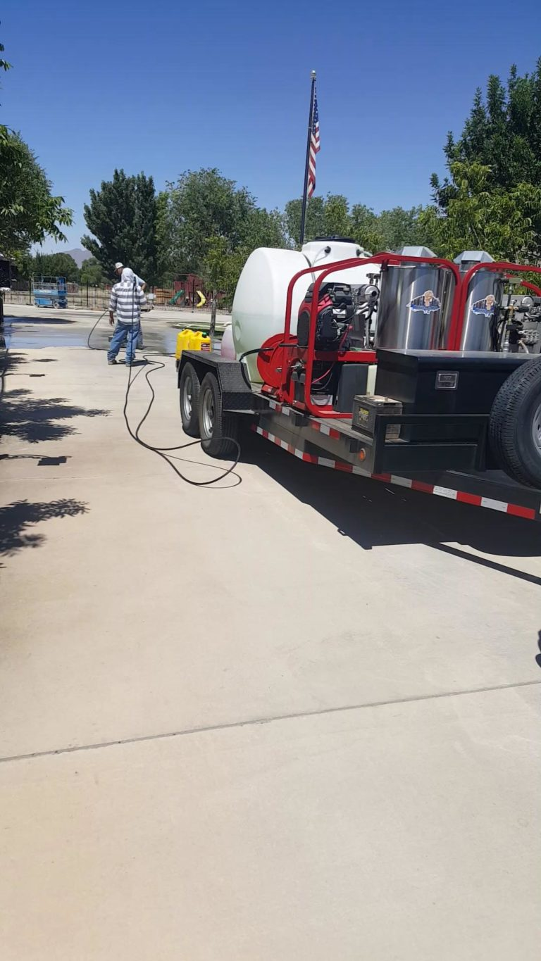 Texas EnviroBlast Pressure Washing